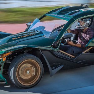 2020 Polaris Slingshot Grand Touring