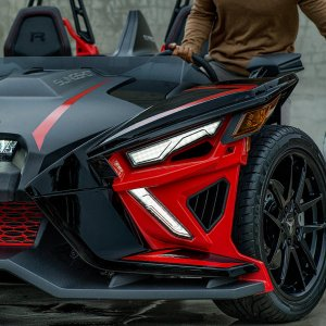2020 Polaris Slingshot Front End
